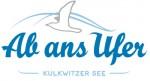 Ab ans Uufer Logo