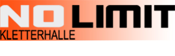 no limit Kletterhalle Logo